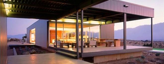 Desert Modern Architecture