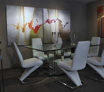 Retro Modern Becomes New Again at Swank Interiors!