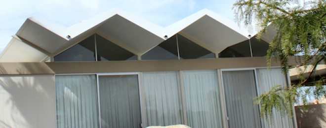 Wexler Folded-Plate Steel Roof Houses For The Future