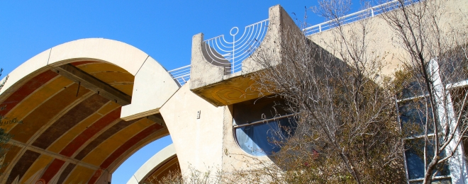 Arcosanti, One Man's Dream Lives On