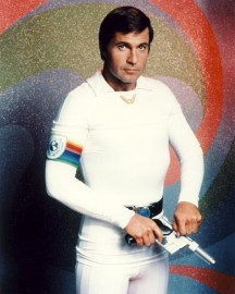 Buck Rogers flight suit