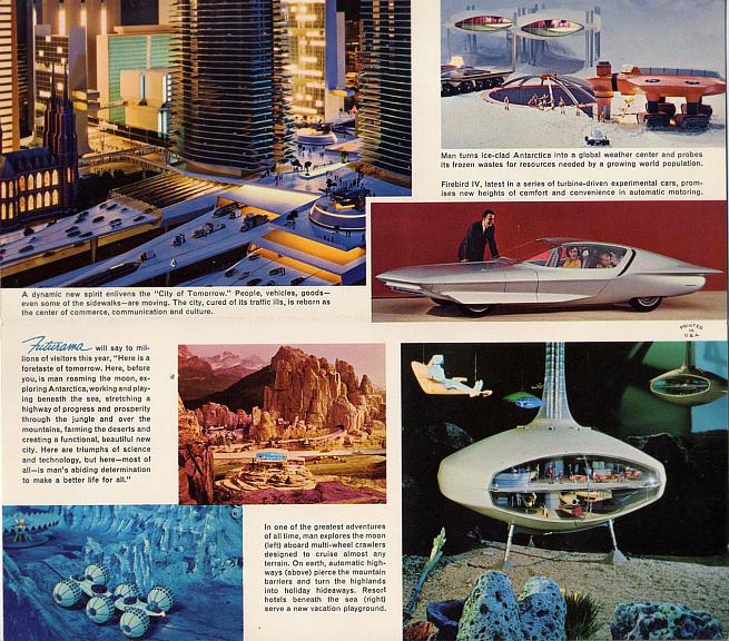 Futurama City of Tomorrow