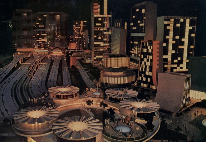 General Motors Futurama 1964 World Fair