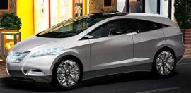 Hyundai Blue Hybrid Concept