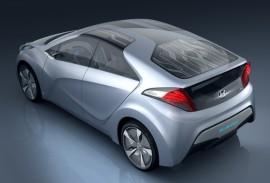 Hyundai Blue Will HND 4 plug in Hybrid Concept