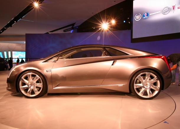 Cadillac Converj