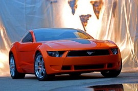 Giugiaro Mustang 2006 Design