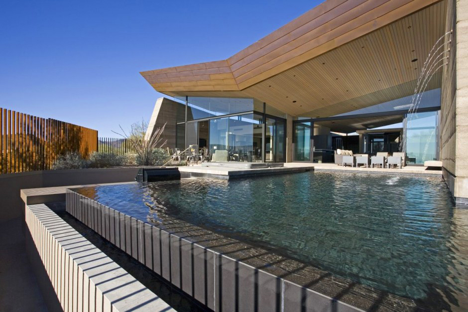 Desert Modern Architecture likewise Royalty Free Stock Photos Brand New Spanish Southwestern Style Arizona Dream Home Beautiful Image37492068 as well sad  co moreover Luxury Contemporary Homes additionally Guest House Ca. on desert luxury home plans