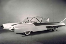 1954 Ford Atmos