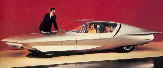 1969 Buick Century Cruiser Concept