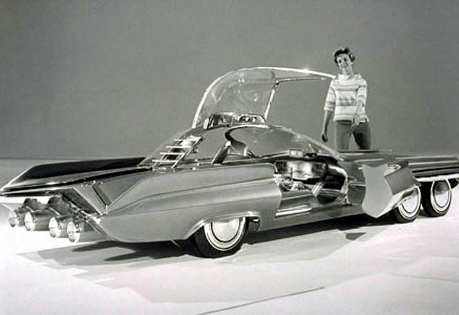 future ford concept car 1962 seattle