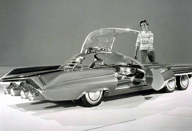 Future Ford Concept Car 1962 Seattle & Future Cars Technologically Advanced Automobiles - Ultra Modern Style markmcfarlin.com