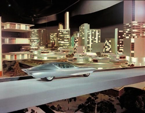 General Motors Futurama 1964 Worlds Fair