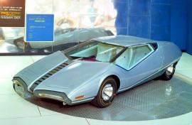 Nissan 126X Concept Car