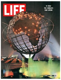 New York Worlds Fair, Life Magazine, May 1964