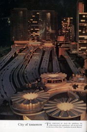 GM Futurama City of The Future, Worlds Fair 1964