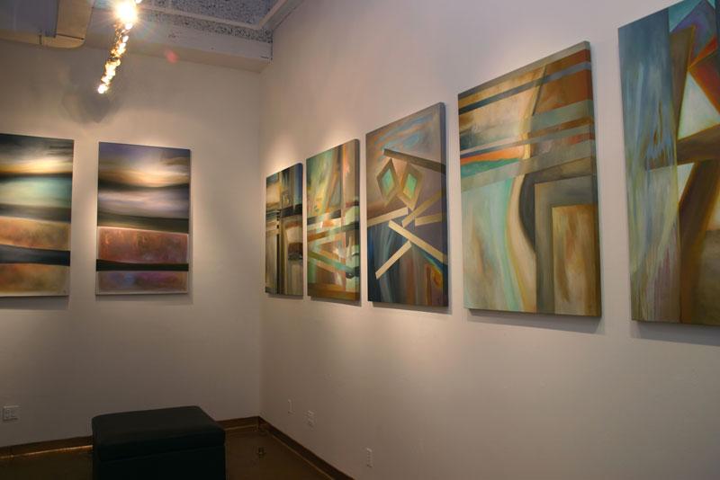 Modern Art by MGPicascio, Fluid Synergy Exhibition at Nexus