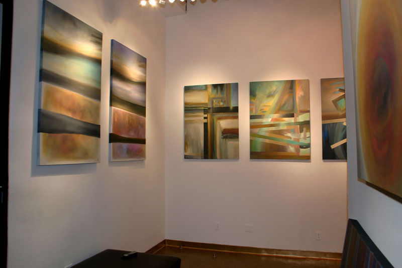 Fluid Synergy Exhibition at Nexus Projects Gallery, NYC