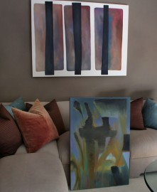 Modern Art Paintings on consignment MGPicascio