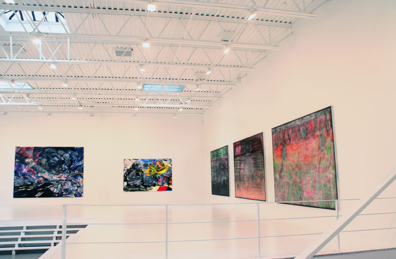 Modern Art, New York, Art Gallery Space