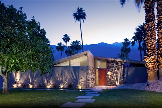 Mid century modern architecture skyscrapercity for New mid century modern homes palm springs