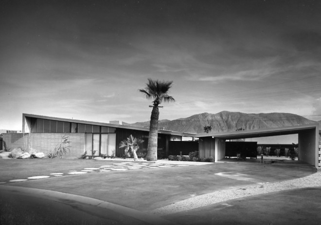 Twin Palms House Shulman Photo, Palm Springs, CA