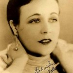 Charles Farrell's wife Virgina Vall