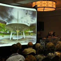 Australia Modern lecture with Chris Osborn and Annalisa Capurro, Palm Springs Riviera Hotel, Modernism week, 2011.