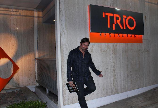 The Trio at Palm Springs, CA, Modernism Week 2011
