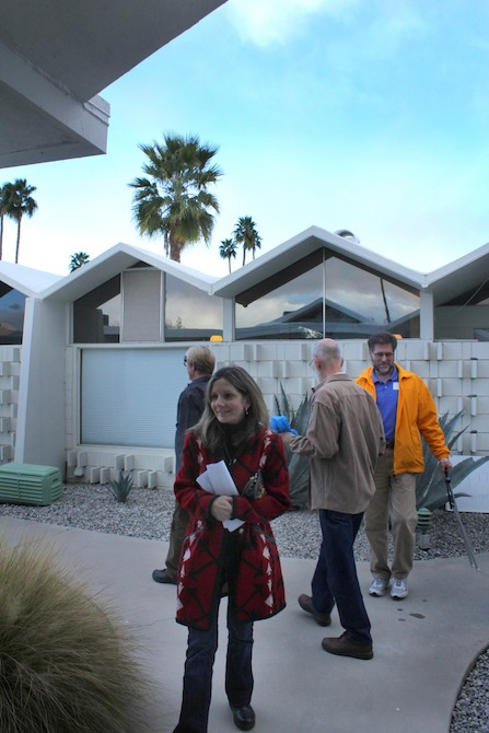 Modernism Week 2011, Park Imperial South Homes Tour
