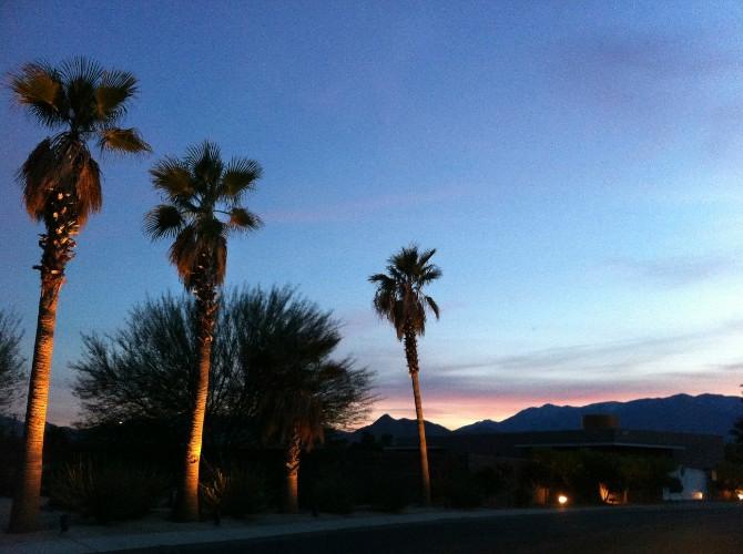Palm Springs California Lifestyle