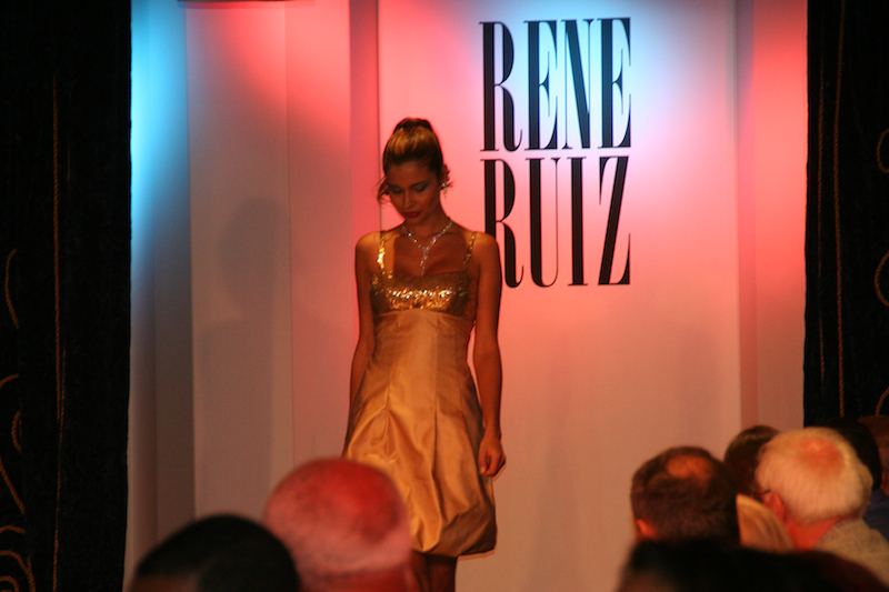 Rene Ruiz fashion design