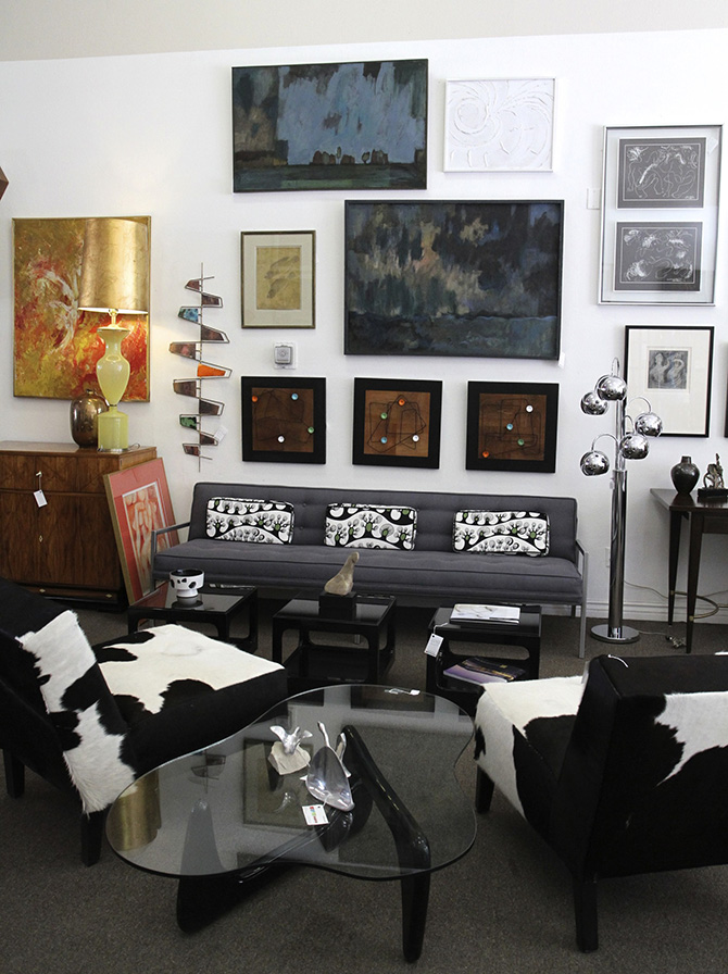 Swank Interiors