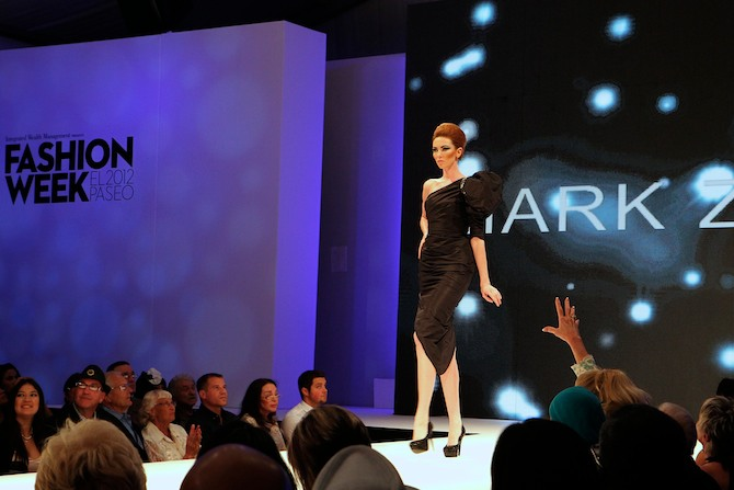 Fashion Week El Paseo 2012