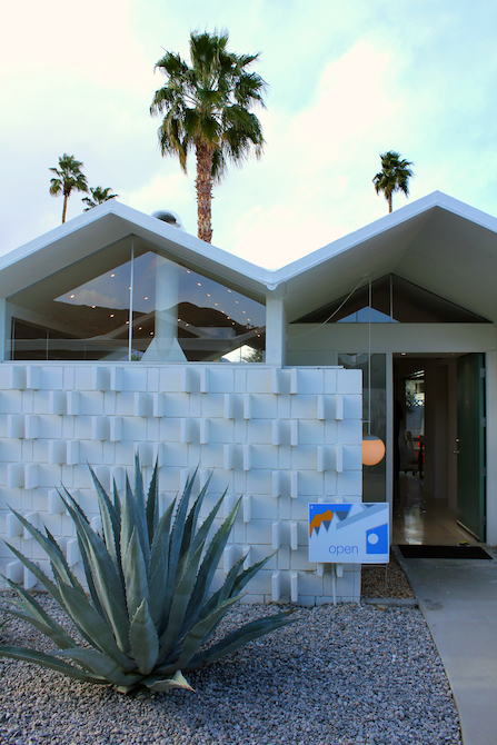 Park Imperial South, Palm Springs, CA Home Tour, 2011