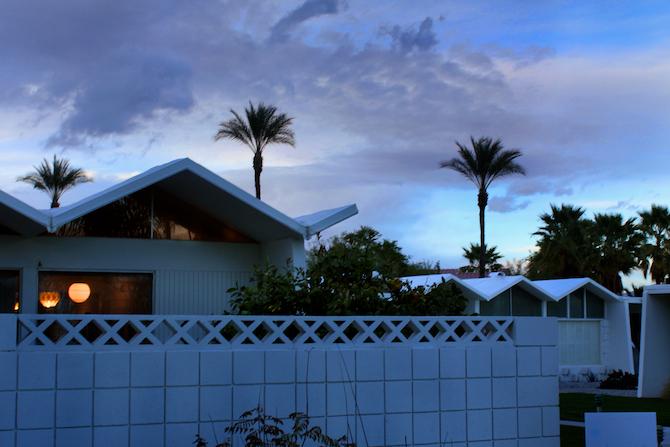 Barry Berkus Mid-Century Modern home