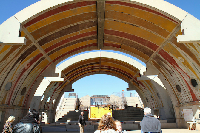 The Vaults at Arcosanti
